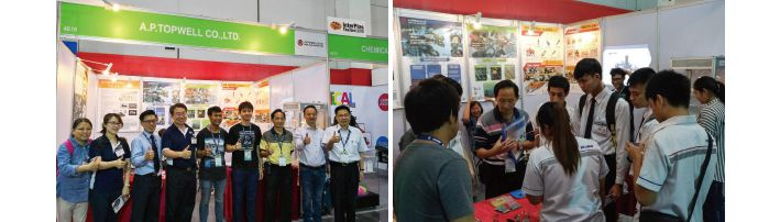 THANK YOU FOR VISITING OUR BOOTH AT THE INTERMOLD THAILAND 2018